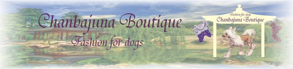 Hundebekleidung von For My Dogs by Chanbajuna Boutique