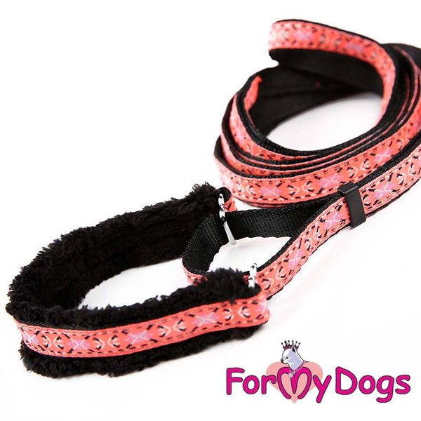 "Collar and Leash "" Pink"